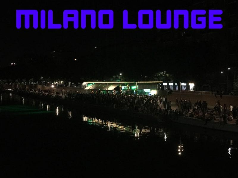 La Darsena di Milano Navigli di notte