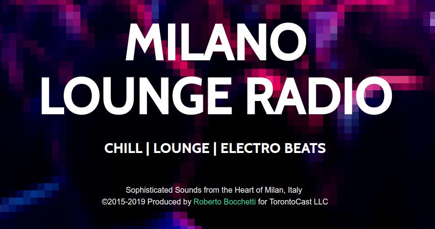 Scopri il sound di Milano Lounge HD - Radio Digitale ad Alta Definizione