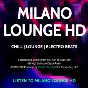 Scopri Milano Lounge HD - Radio Digitale ad Alta Definizione