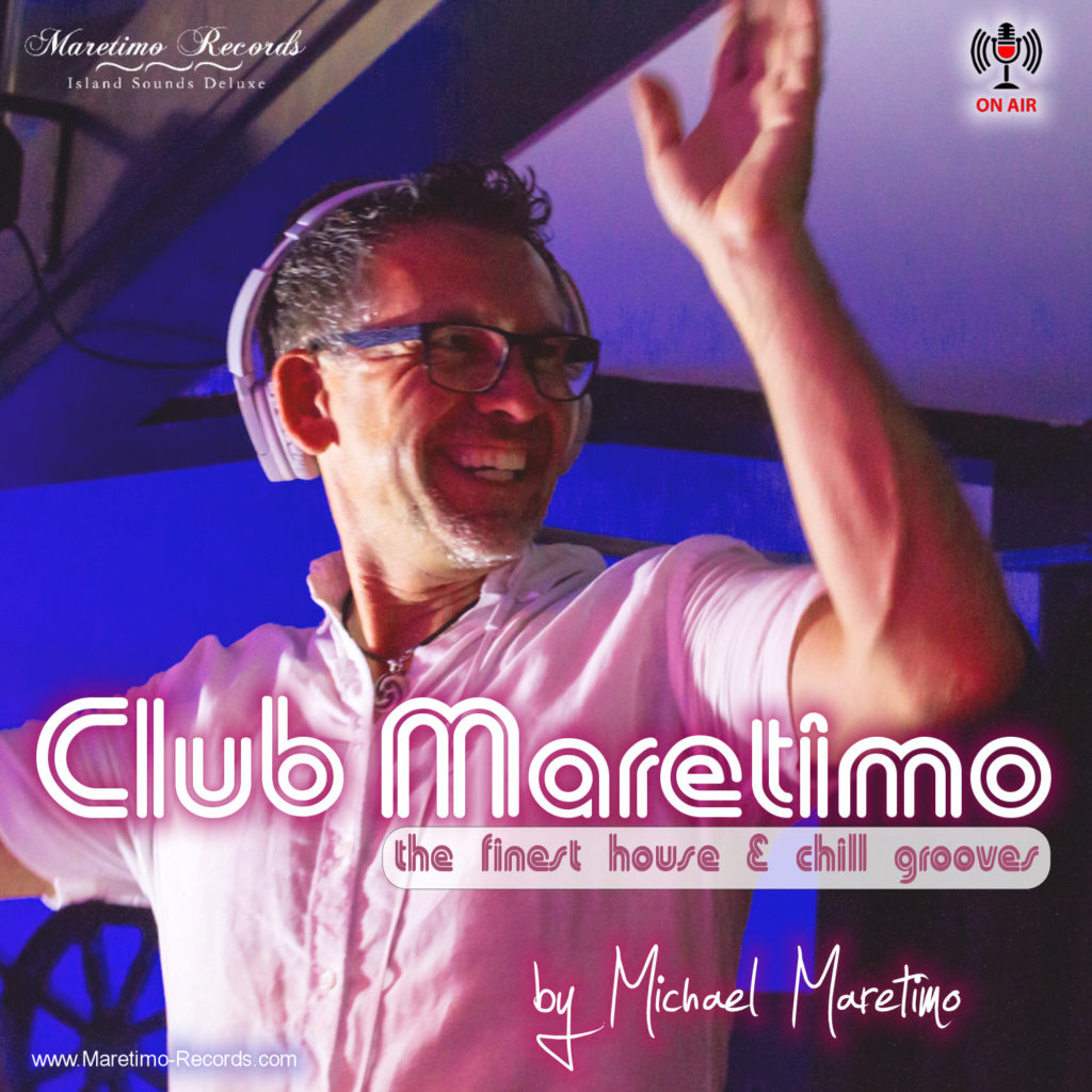 Michael Maretimo is on Milano Lounge Radio
