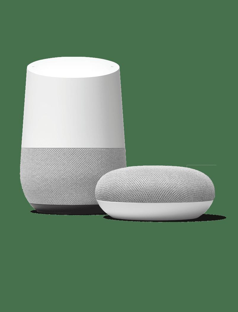 Ascolta Milano Lounge con gli Smart Speakers